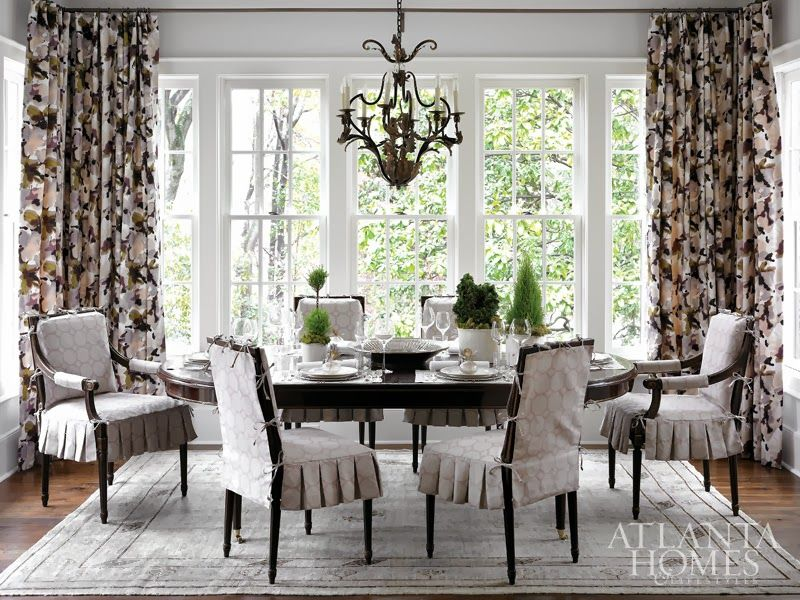 Current trends in window treatments | Living Room Window ...