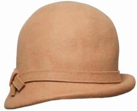 Hatte - Gårda Ofena Cloche (camel) - Hatshop.dk