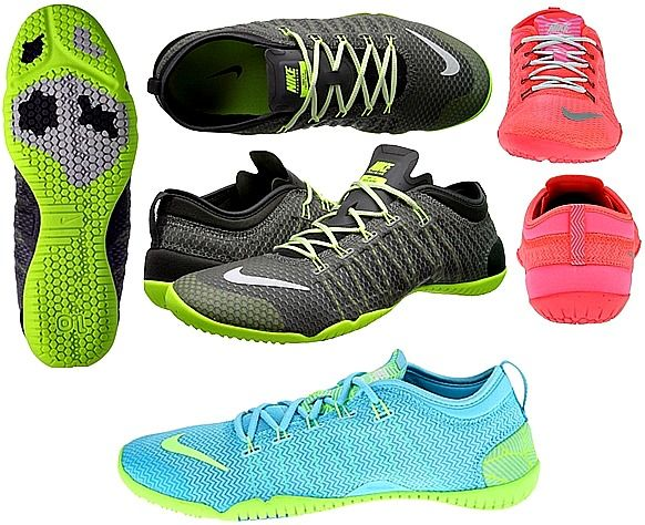 The Nike Free 1.0 Cross Bionic is the only decent barefoot running shoe by  Nike that