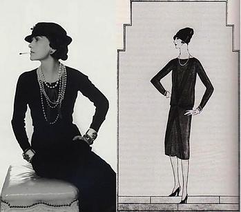 7b809fe3 Billedresultat for den lille sorte kjole | Coco Chanel | Chanel ...