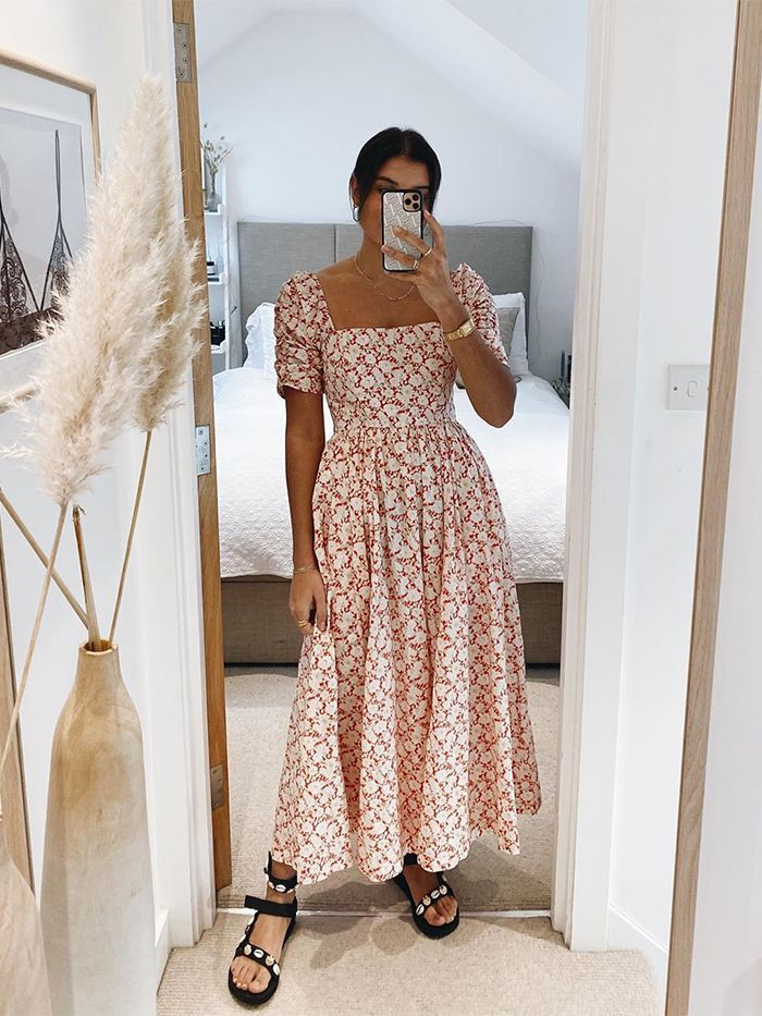 Influencers in Free People: The Mirror Edit