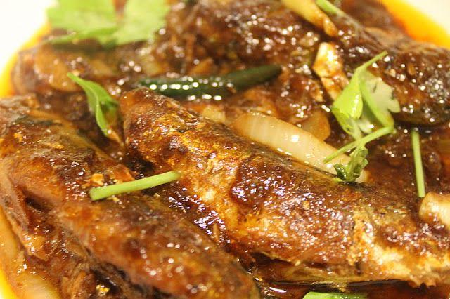 Azie Kitchen Sardin Goreng Masak Kicap Resep Masakan Memasak Makanan Rumahan