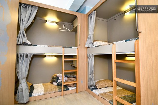 Stylish Guesthouse  Bunks Rental  in Hong Kong | Hostel ...