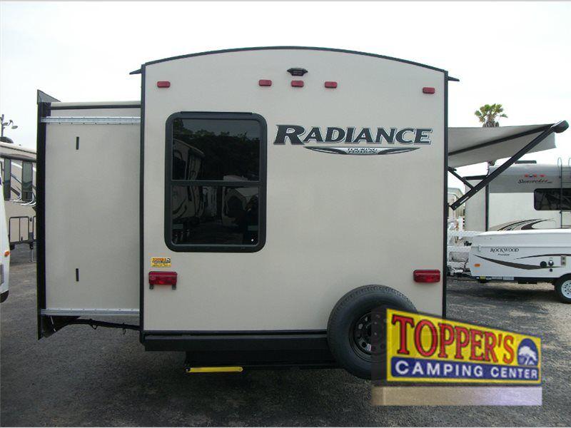 New 2016 Cruiser Radiance 32tsbh Travel Trailer At Topper S