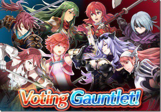 fire emblem heroes voting gauntlet goes to round 2 grab 10 orbs