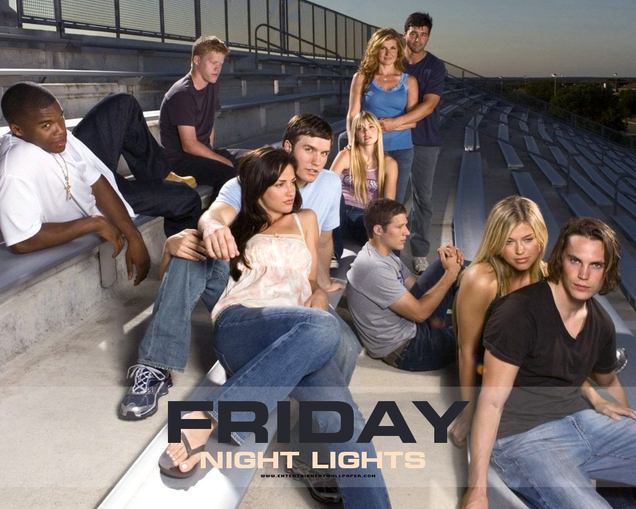 Elegant Friday Night Lights: Shows Writers Should Watch. Best Character Development  Ever.