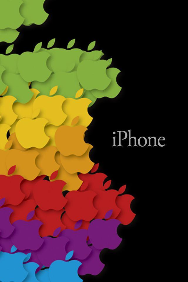 アップルロゴ | iPhone壁紙ギャラリー