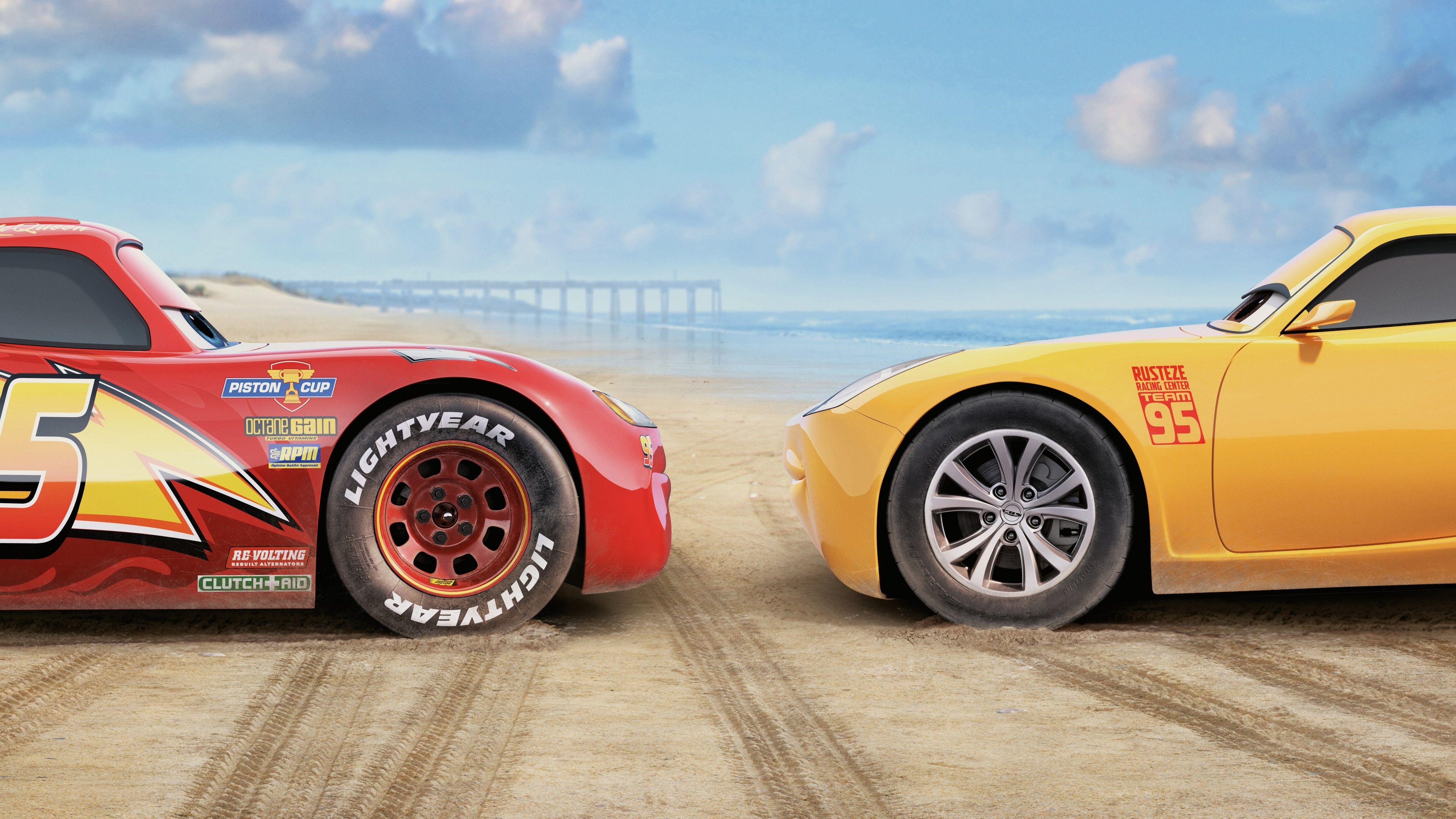 3840x2160 Cars 3 4k Mac Background Wallpaper Lightning Mcqueen