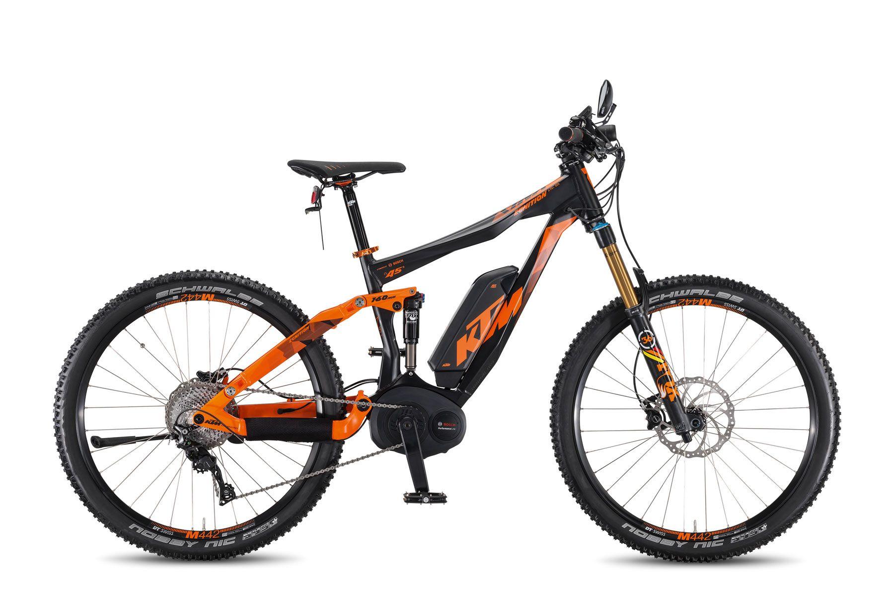 E Bike Ktm Bike Industries S Pedelec Ktm Pedelec