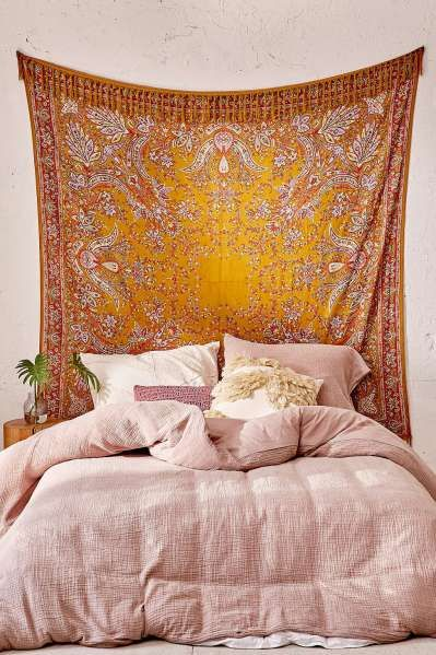 These Bohemian Bedrooms Will Make You Want to Redecorate ASAP   StyleCaster
