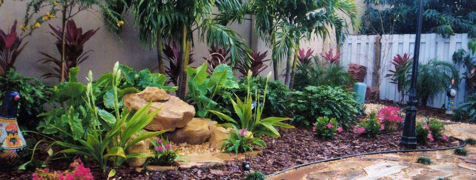 Pristine Landscapes Fort Lauderdale Landscapers And Broward Landscaping Company