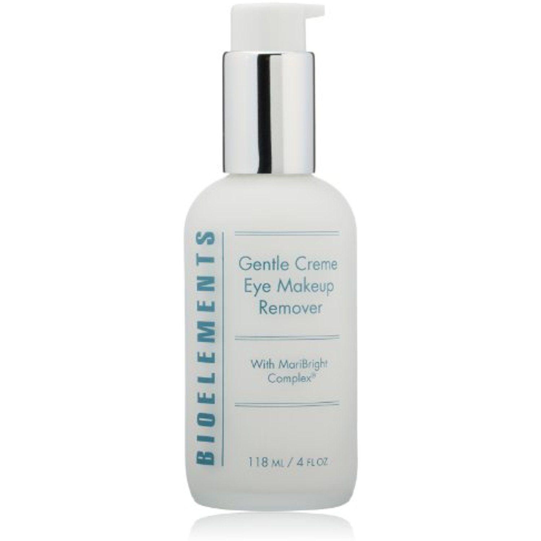 Bioelements - Gentle Creme Eye Makeup Remover - 118ml/4oz 2 Pack - Noxzema Clean Blemish Control Daily Scrub 5 oz