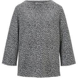 Photo of Tom Tailor Damen-Sweatshirt mit Leo-Aufdruck, schwarz, Größe xxl Tom TailorTom Tailor
