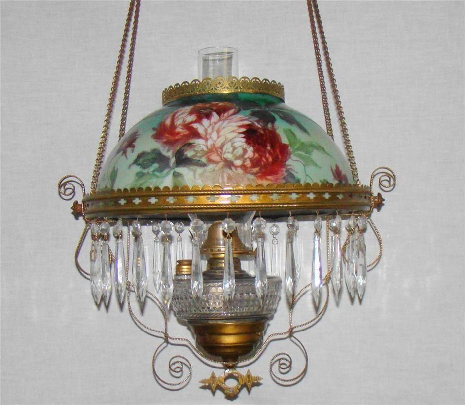 lampara colgante,Victoria Hanging Globe Light Glass Shade