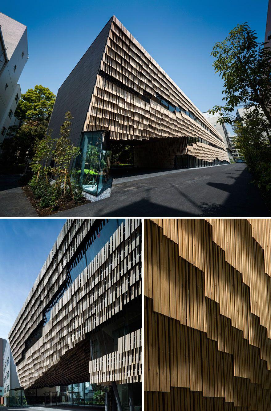 50 exemples de l 39 incroyable architecture japonaise moderne architecture pinterest. Black Bedroom Furniture Sets. Home Design Ideas