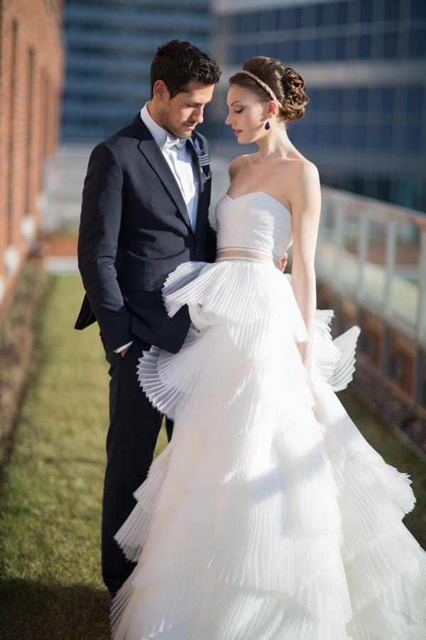 Nautical Wedding Inspiration | Wed. | Pinterest | Gown photos ...