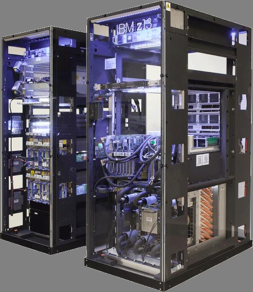 Inside Ibm S Mainframe Factory Locker Storage Ibm Hardware Components