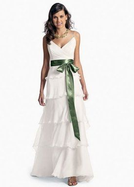 Vestidos de novia para casamiento al mediodia