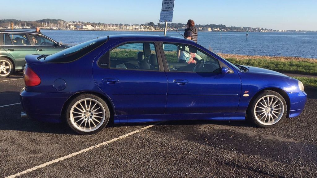 Ford Mondeo Mk2 St200 Not St24 Coches