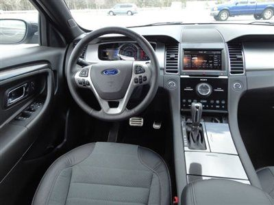 New 2013 Ford Taurus 4dr Sdn Sho Awd Sedan Taurus Ford Awd
