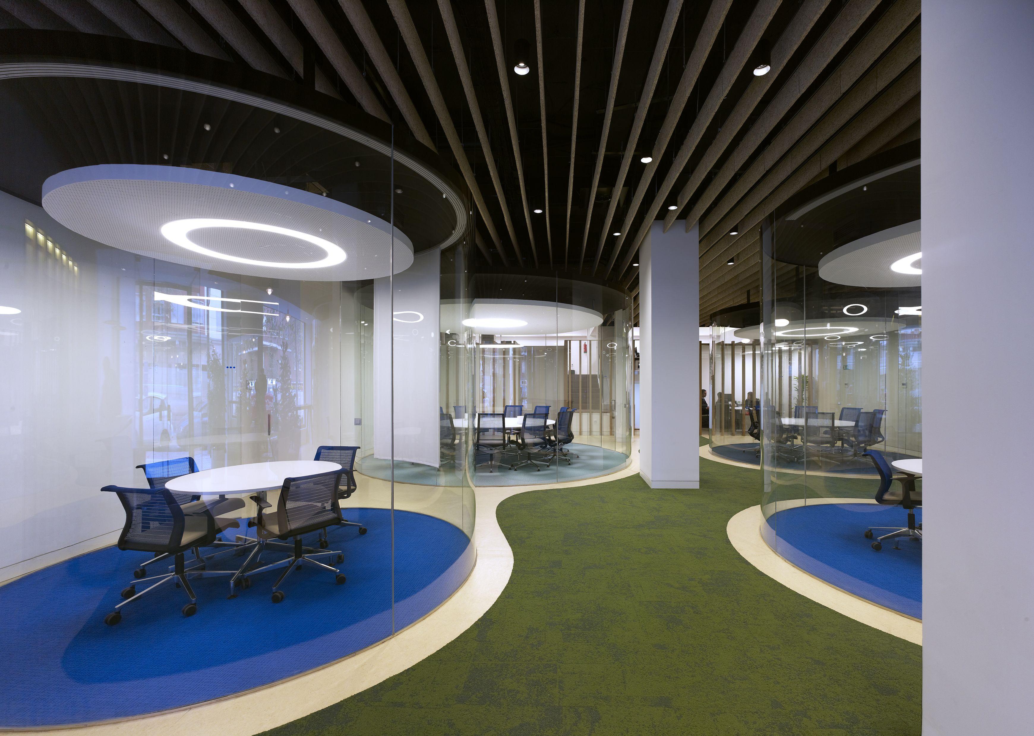 AEGON Advisor canal Madrid by MVN Arquitectos www.mvn-arquitetos.com