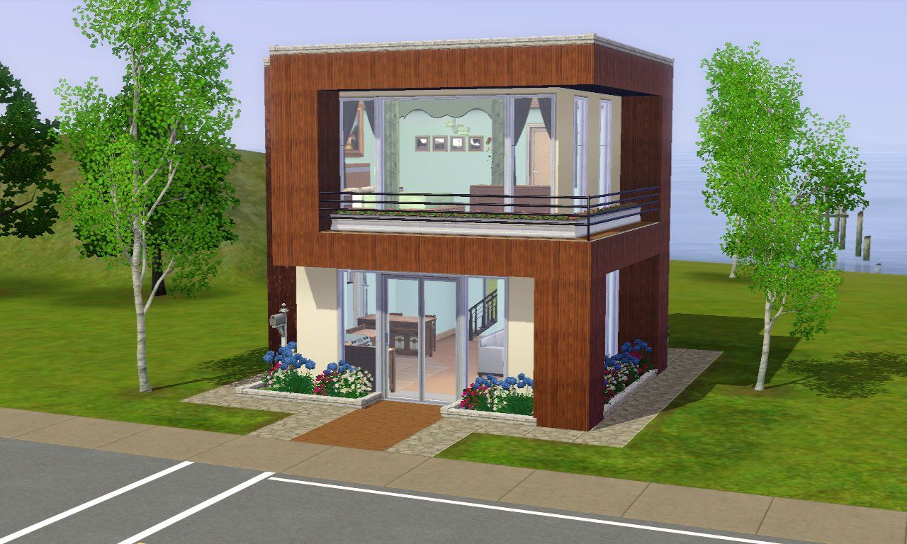 Mod The Sims - 'Modernistic Approach'