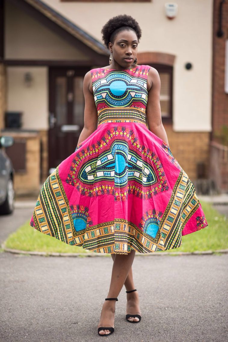 African Print Dresses By House Of Sarah14