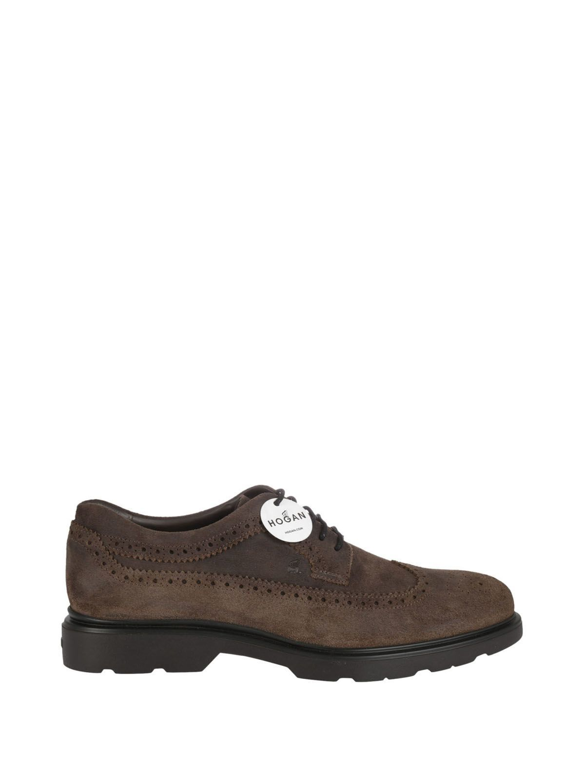 H304 loafers - Brown Hogan a92wbifg