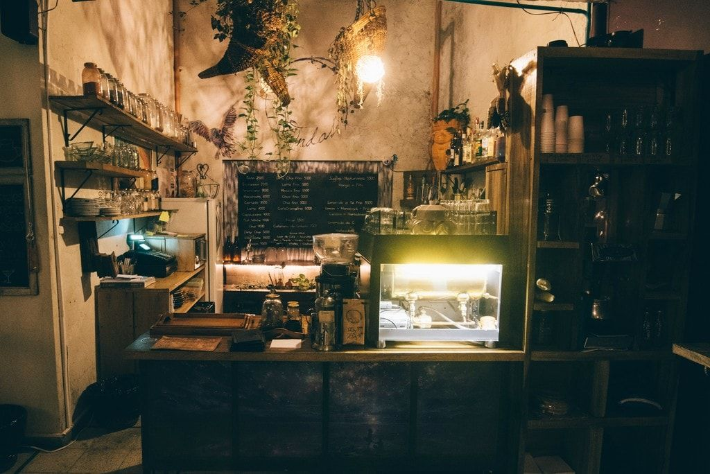 The Best Cafés in Medellin, Colombia Cool cafe, Hipster