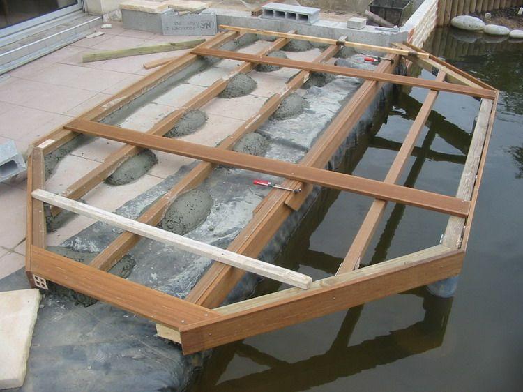 Résultat de recherche du0027images pour  - terrasse bois avec bassin