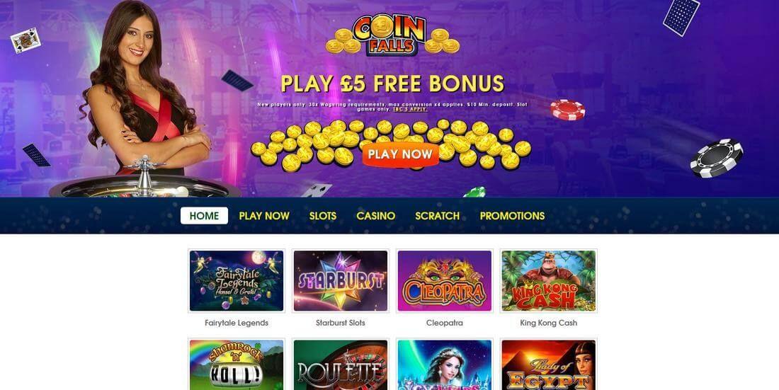 All Slots Casino Minimum Deposit