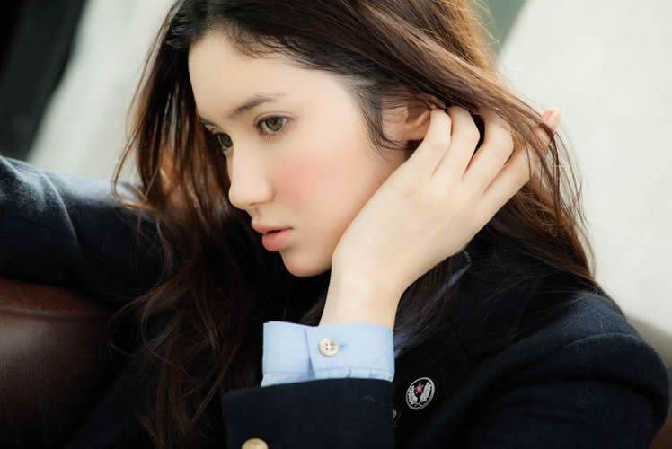 Saya Ichikawa, Japanese beauty