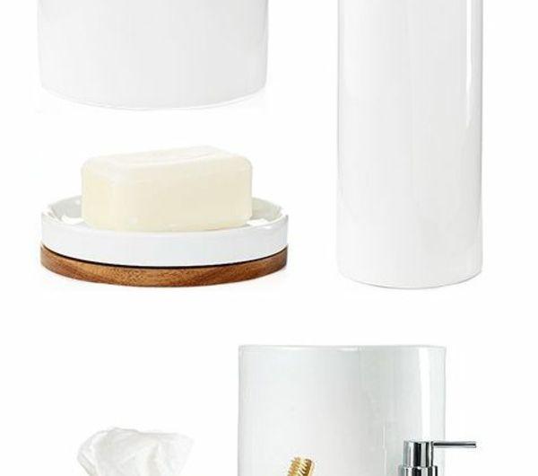 Les accessoires de salle de bain pour un bon temps à la ...