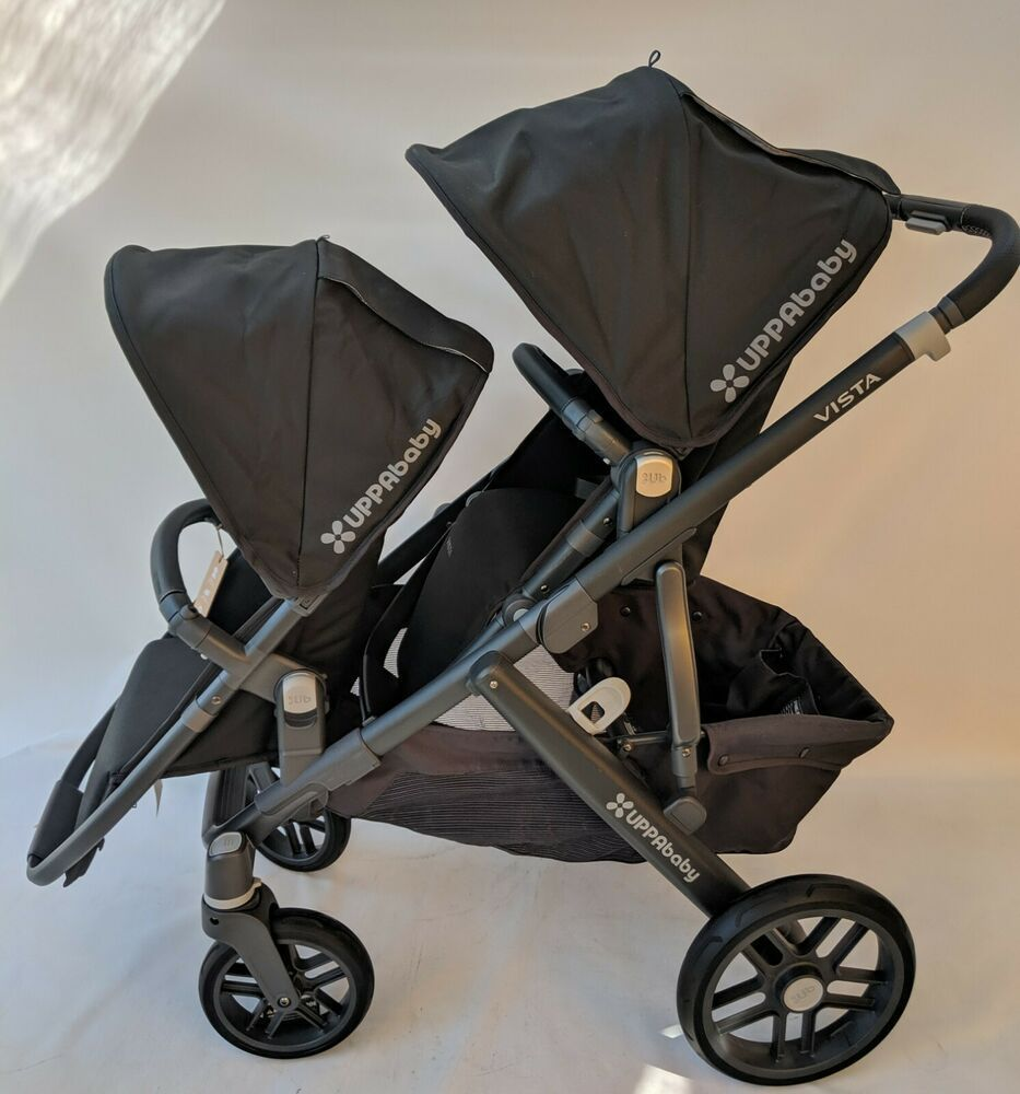Uppababy Vista Double stroller Jake 2018/2019 UPPAbaby in