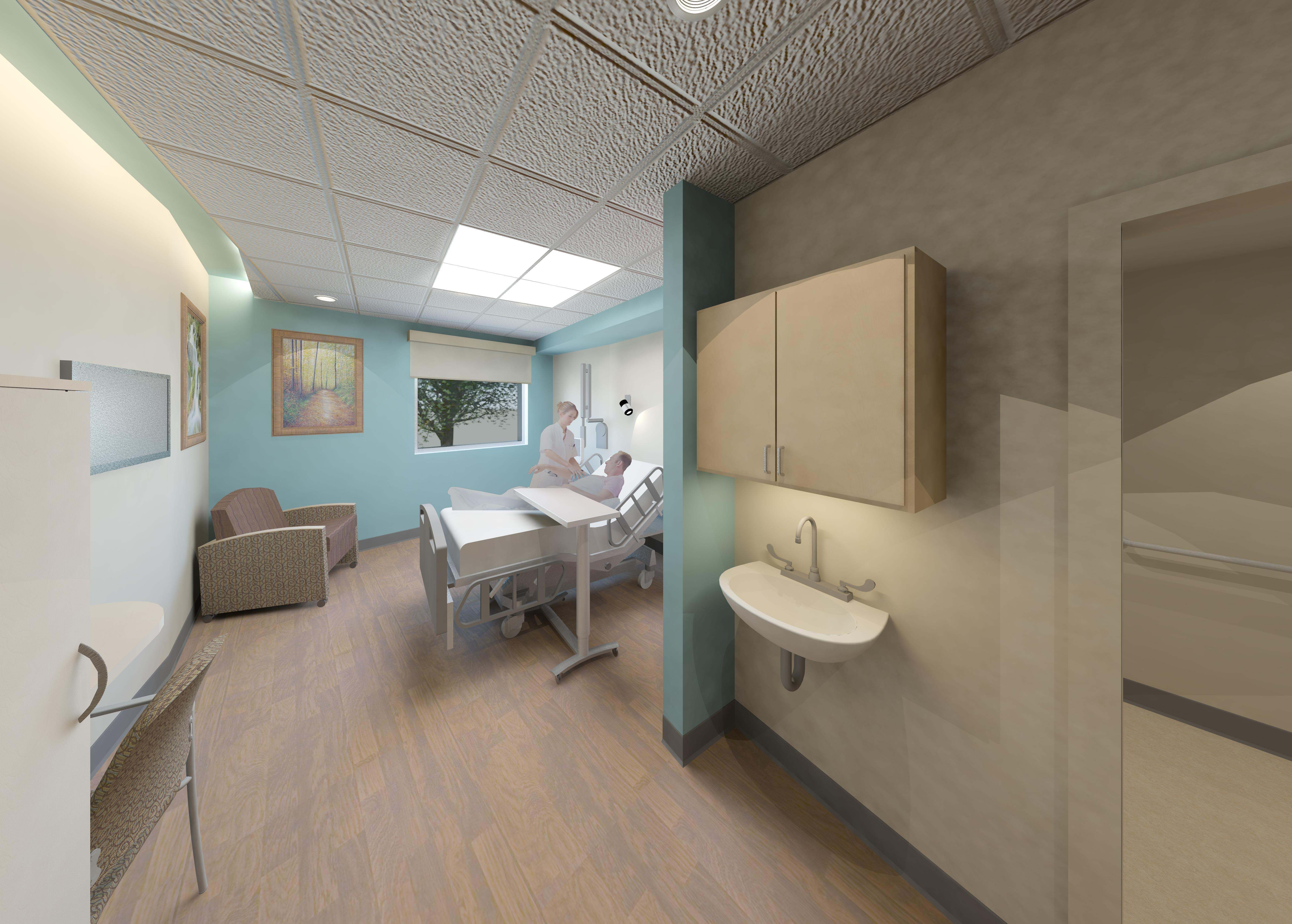 Attractive-Hospital-Interior-Design-for-Waiting-Room | Hospitals ...