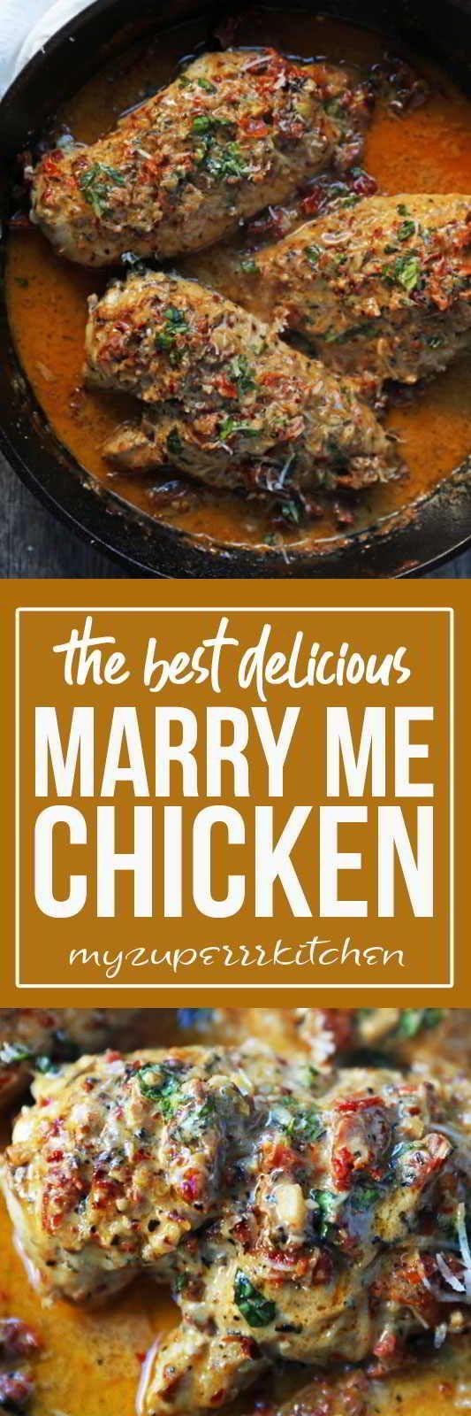 Marry Me Chicken #marrymechicken Marry Me Chicken #marrymechicken