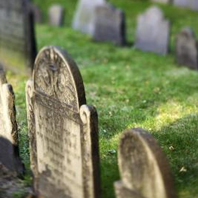How To Clean A Headstone Ehow Granite Headstones Headstones How To Clean Granite