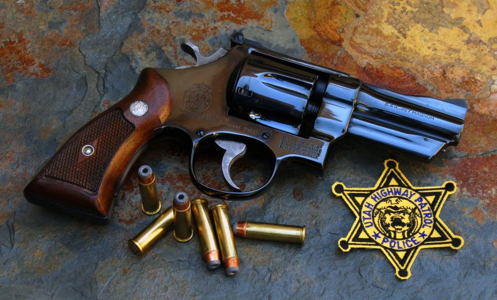 Smith & Wesson Model 27 .357 Magnum revolver - Google Search | guns ...