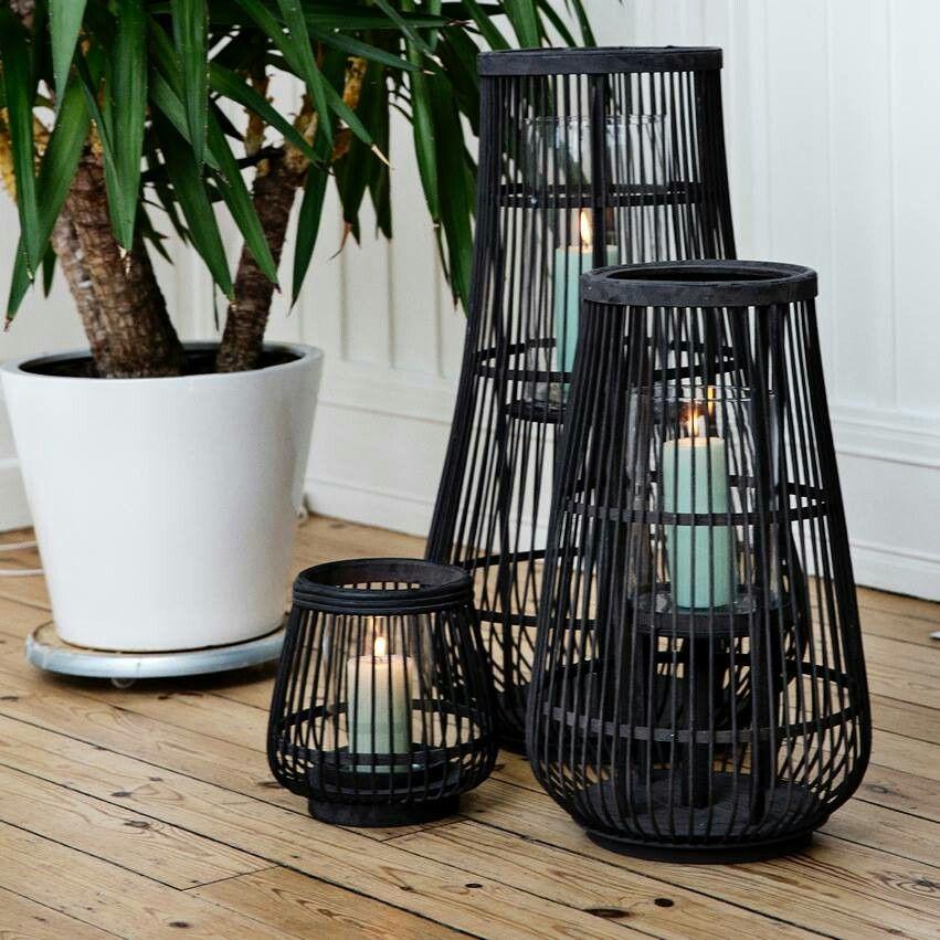 Windlichten Zwart Stylish Huis Ideeen Decoratie Industriele Woonkamers Woonkamer Decoratie