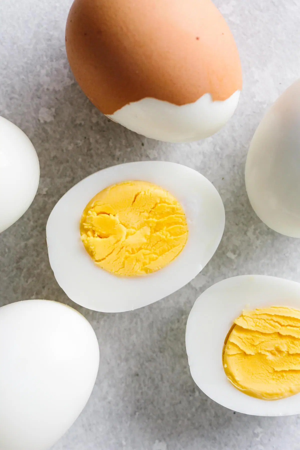 Hard Boiled Eggs (+ Easy Peel Tips) | Downshiftology