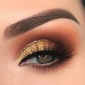 Photo of 25 + › 100 Drop-dead gorgeous eye makeup idea Soft Glam palette #eyemakeup #ma…