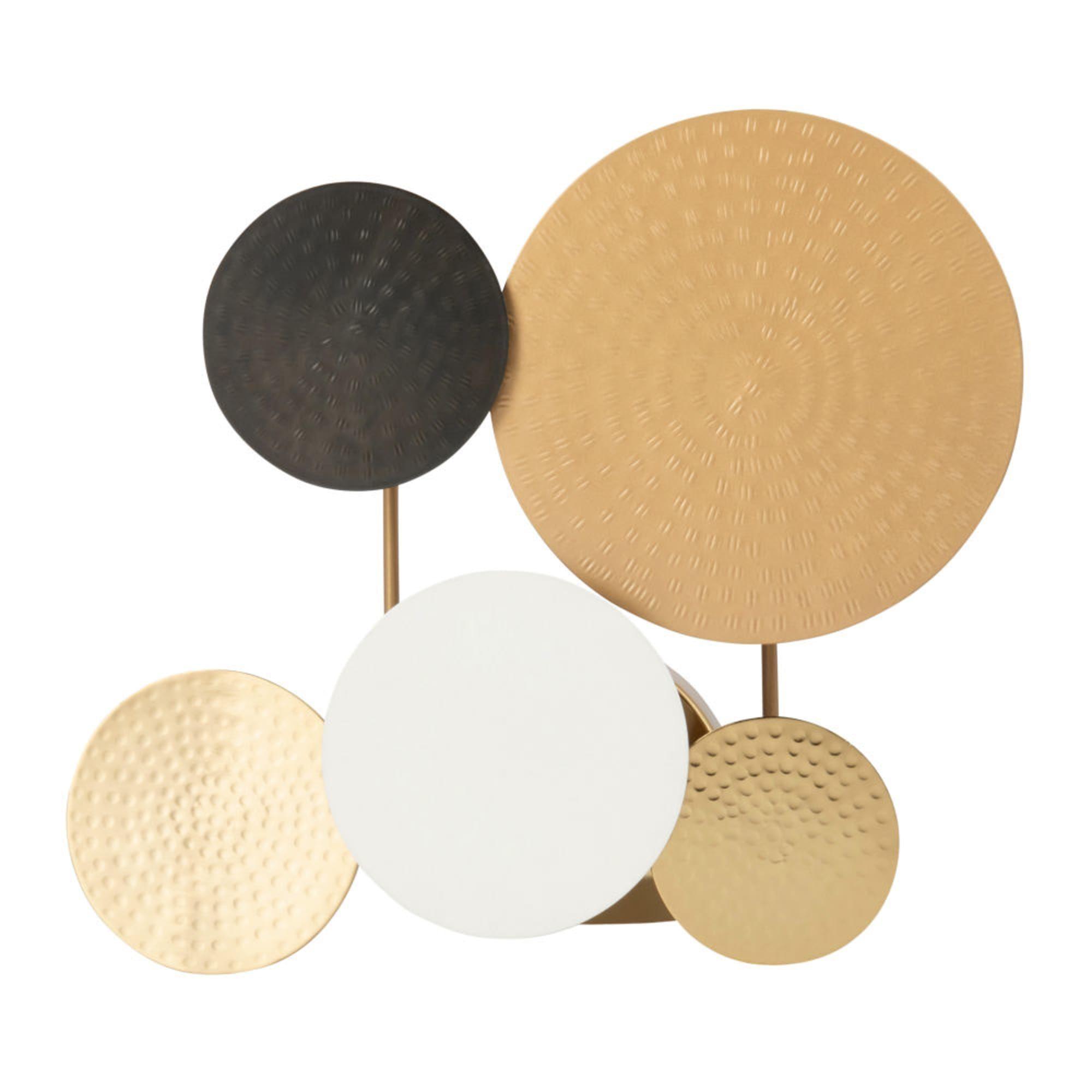 Applique 5 cercles en métal Washiba | Maisons du Monde en ...