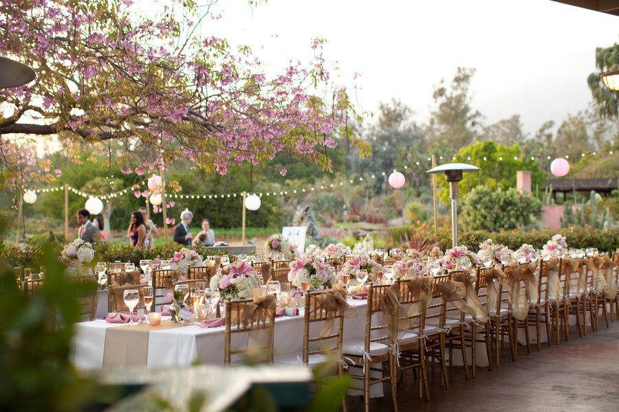 Los Angeles Arboretum Botanical Garden Wedding From Serena Grace Photo