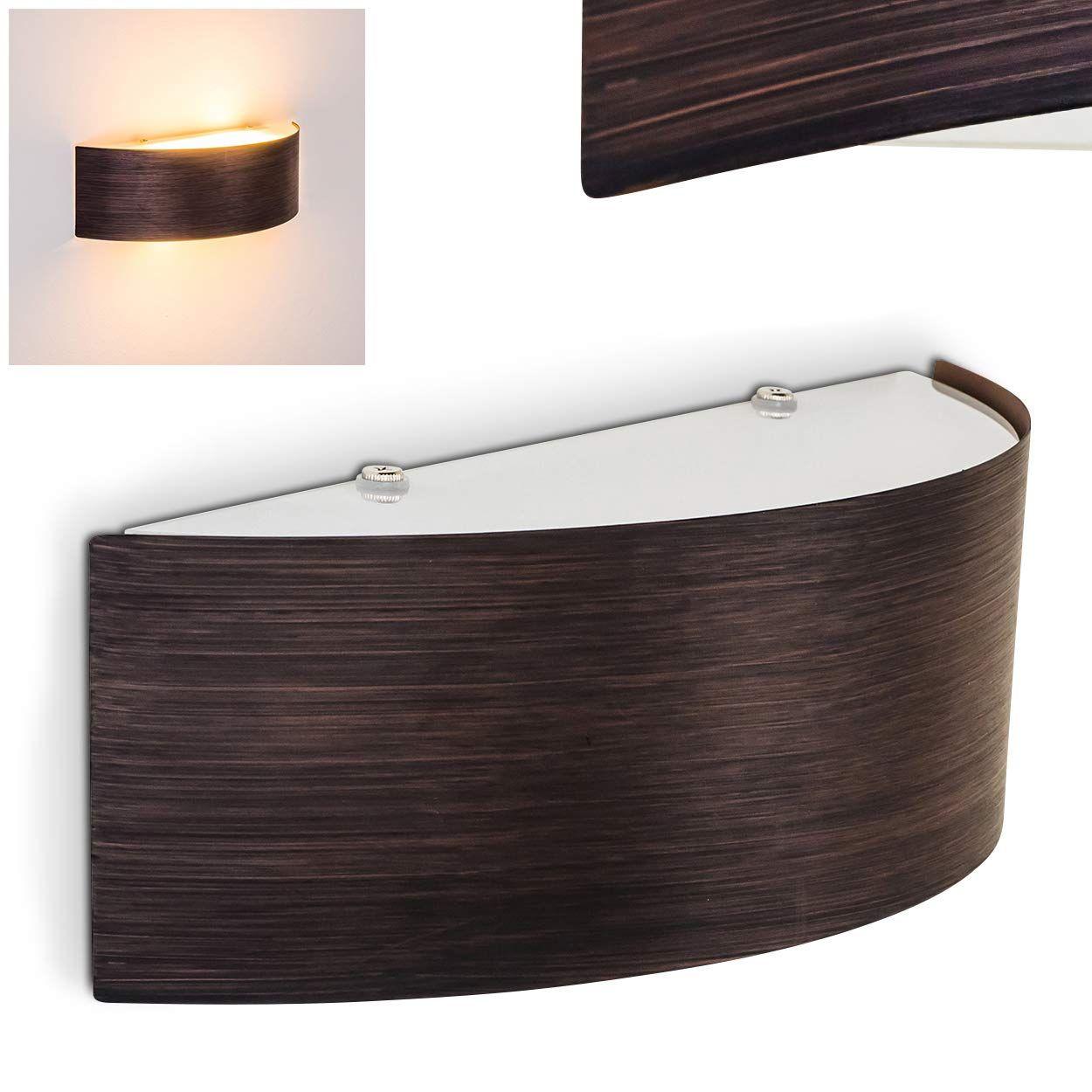 Applique Design Camera Da Letto.Applique Da Muro Modello Lesina Lampada Da Parete Design Moderno