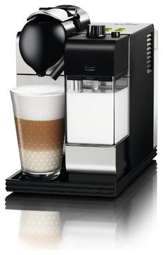 Nespresso Latissima+ Ice Silver   Modern   Coffee Makers And Tea Kettles    Cutlery And Beyond Design Inspirations