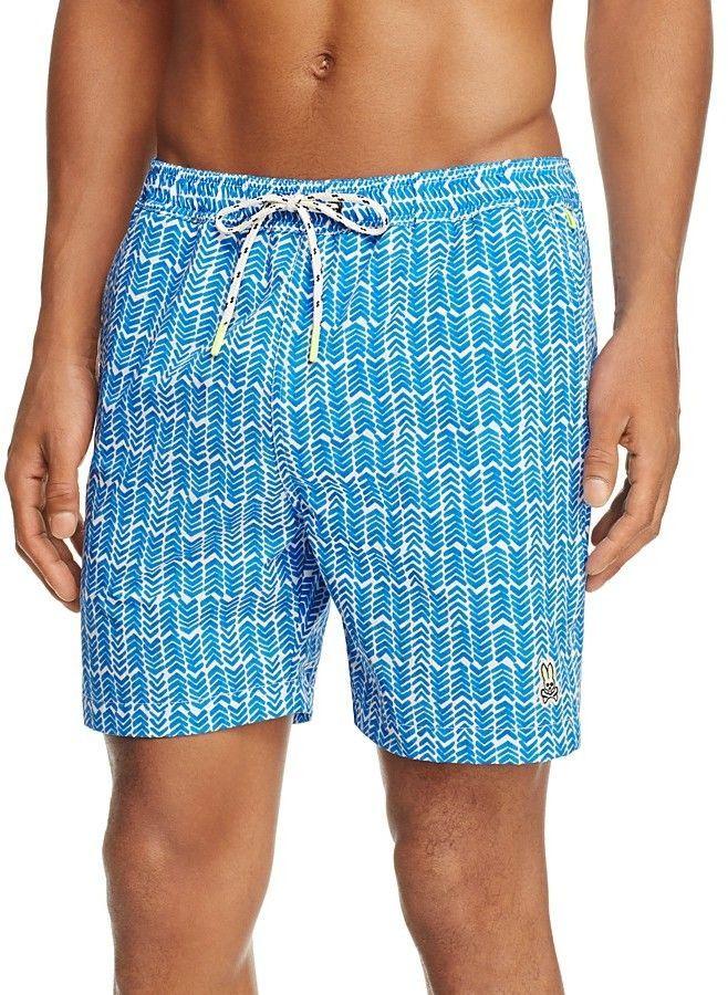 24c8ecedf2 Psycho Bunny Herringbone Swim Trunks | Products | Swim trunks ...