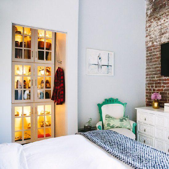 Interior Designer, Caitlin McCarthy's Downtown Loft