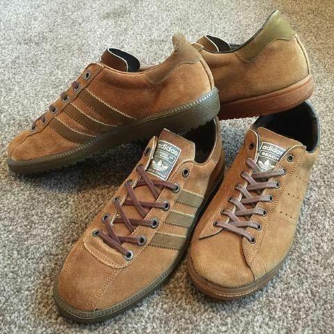 sports shoes c30be fef4b Adidas Vera Cruz and Beach, both made in France   Adidas ...