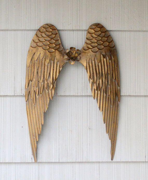 Angels Wings Wall Art Angel Wall Decor Metal Angel Wings Angel Wing Angel Art Angel Wings Wall Decor Metal Wings Guardian Angel Angel Wings Wall Decor Angel Wings Wall Art Angel