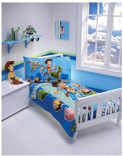 2019 Best Toddler Bed Ideas Girl Boy Smallspace Easy House Toy Story Room Toy Story Bedroom Toddler Boys Room
